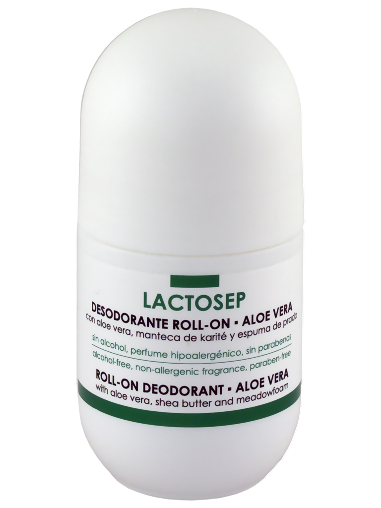 Lactosep Desodorante Aloe Vera
