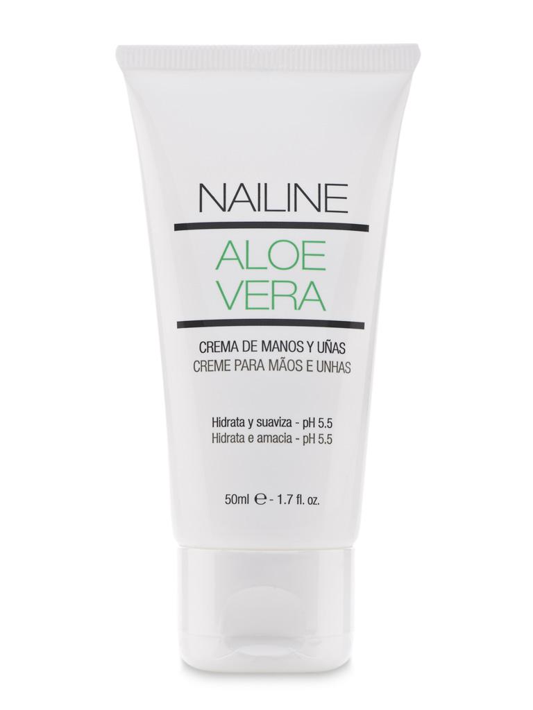 Nailine Crema de Manos y Uñas Aloe Vera 50ml