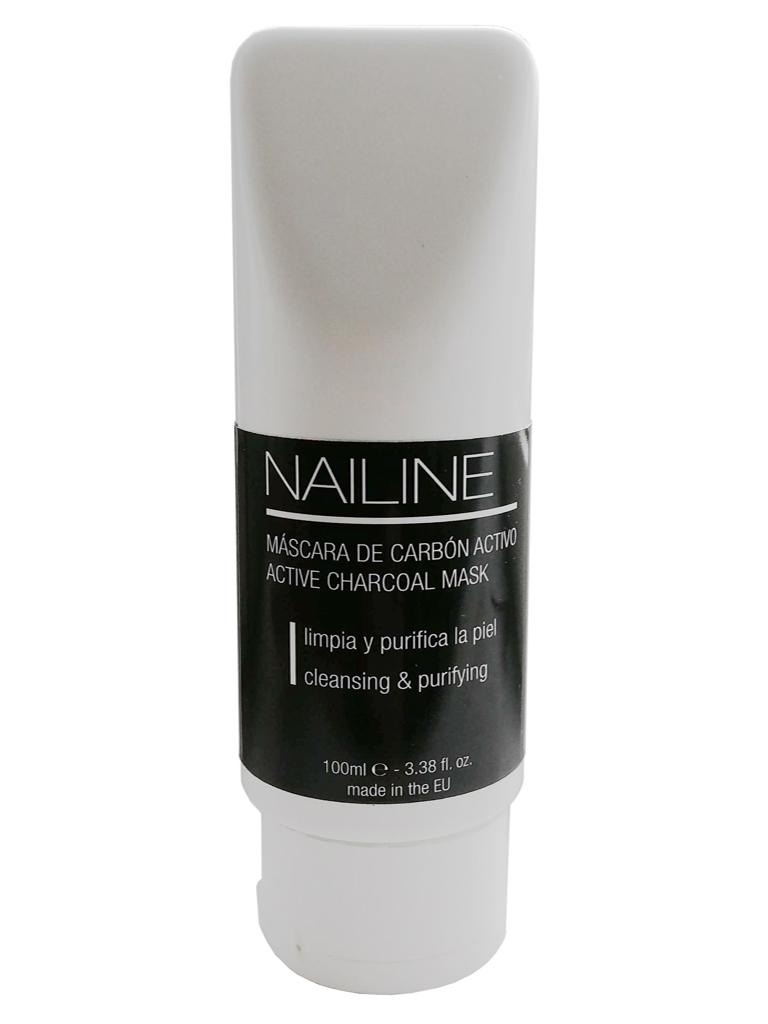 Nailine Máscara Facial de Carbón Activo