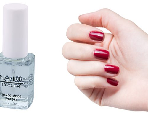 NAILINE TOP COAT: FAST DRY