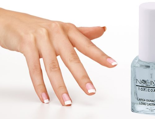 NAILINE TOP COAT: LONG LASTING