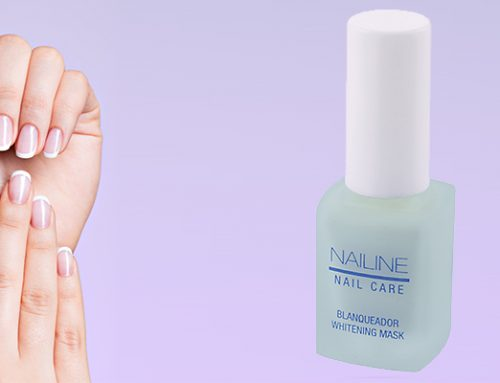 NAILINE NAIL TREATMENT: WHITENING MASK