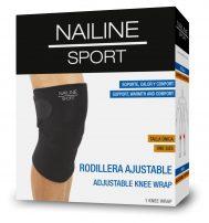 Nailine Sport Rodillera Ajustable