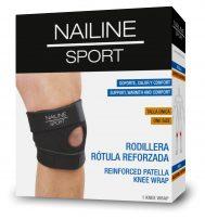 Nailine Sport Rodillera Rótula Reforzada