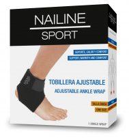 Nailine Sport Tobillera Ajustable