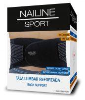 Nailine Sport Faja Lumbar Reforzada