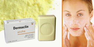 Dermaclin Pastilla de Azufre