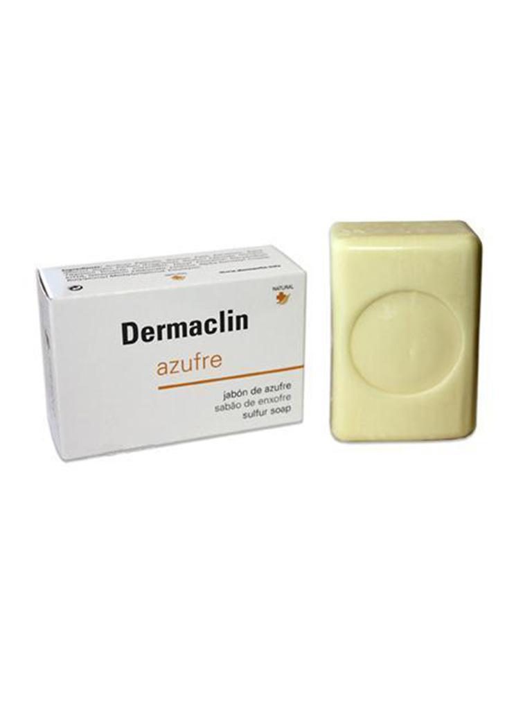 Dermaclin Pastilla de Azufre 100g