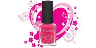 Maxlook Esmaltes Pink Obsession