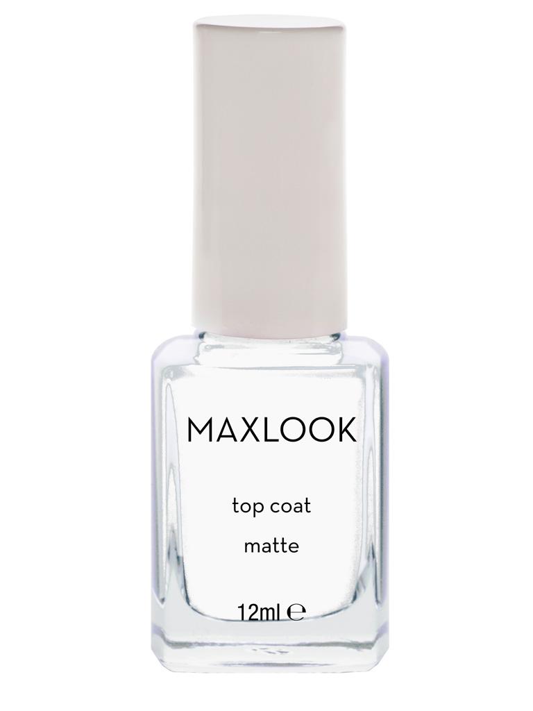 Maxlook Top Coat Matte