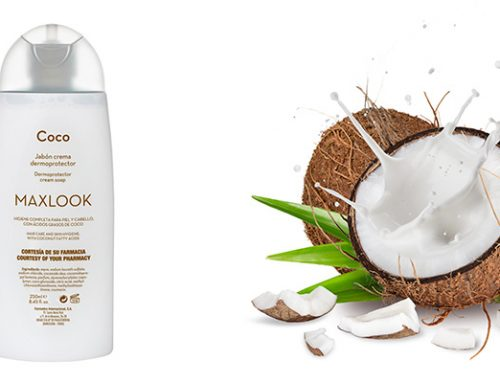 MAXLOOK GEL DUCHA COCO