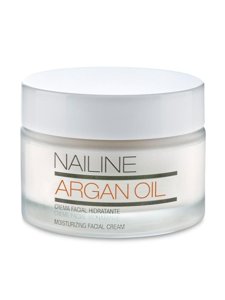 Nailine Argan Oil Crema Facial Hidratante