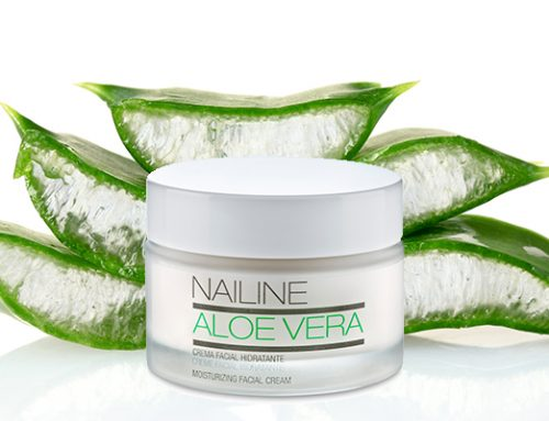 NAILINE MOISTURIZING FACIAL CREAM: ALOE VERA