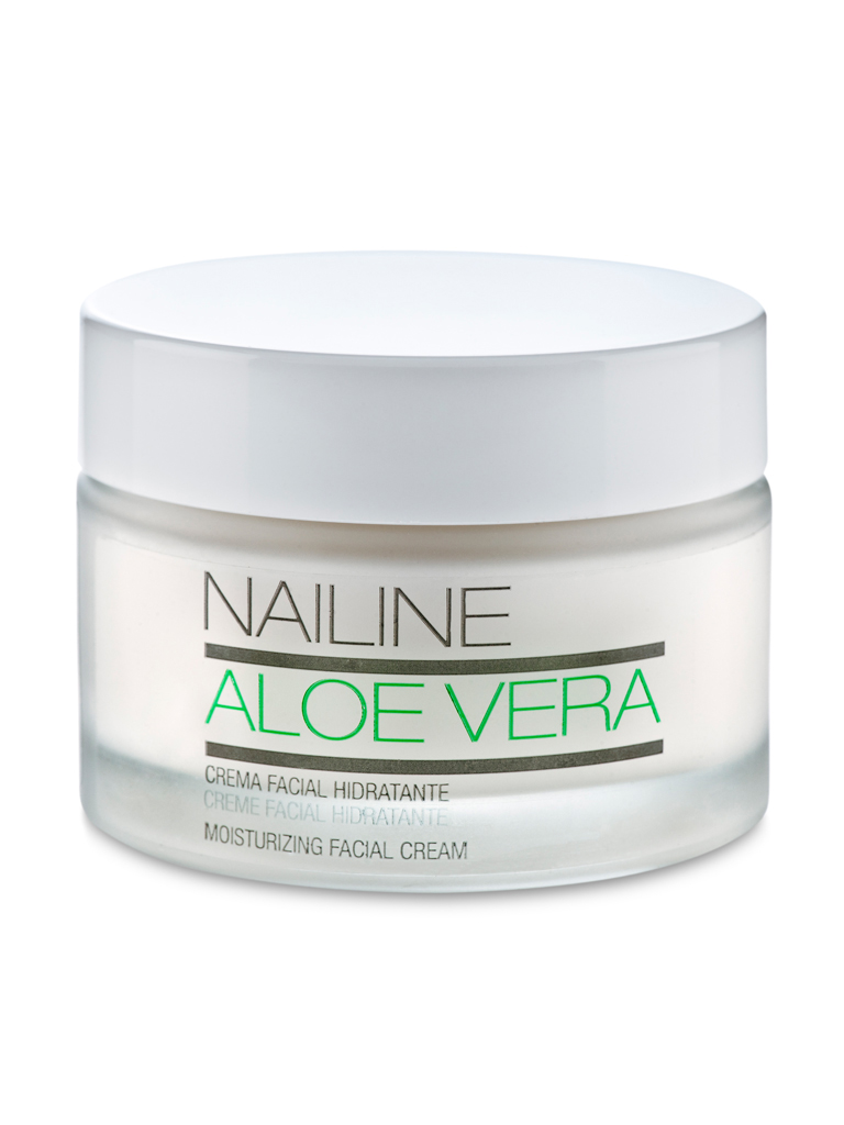 Nailine Aloe Vera Crema Facial Hidratante
