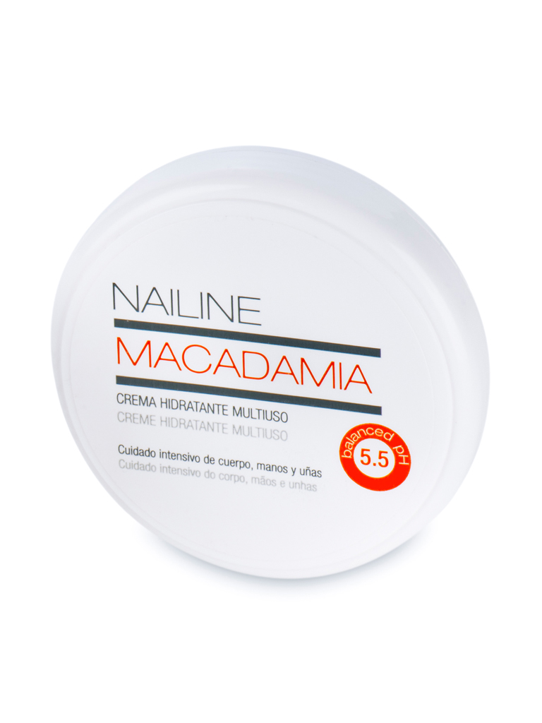 Nailine Crema Hidratante Multiuso con Aceite de Nuez de Macadamia 25ml