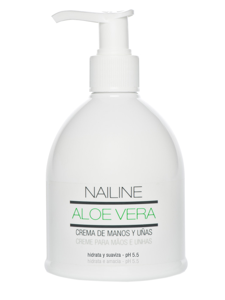 Nailine Crema de Manos y Uñas Aloe Vera 300ml
