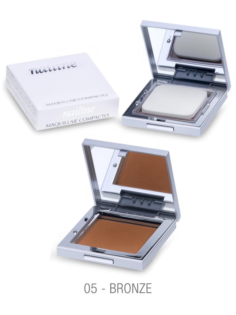 Nailine Maquillaje Compacto en Crema #5