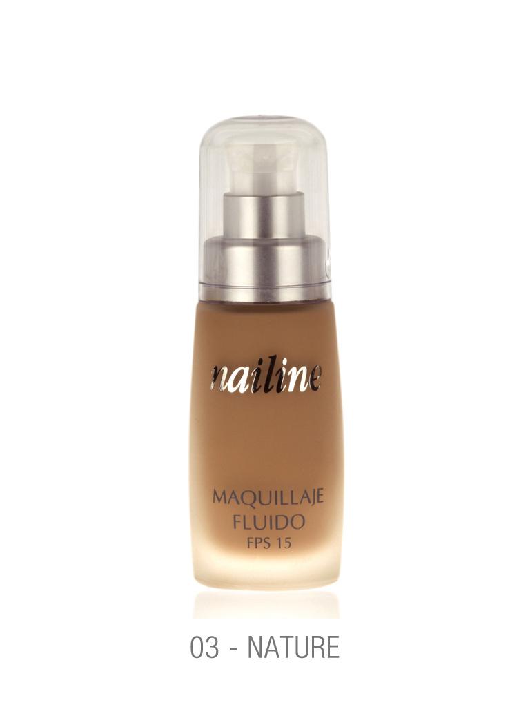 Nailine Maquillaje Fluído Larga Duración #3