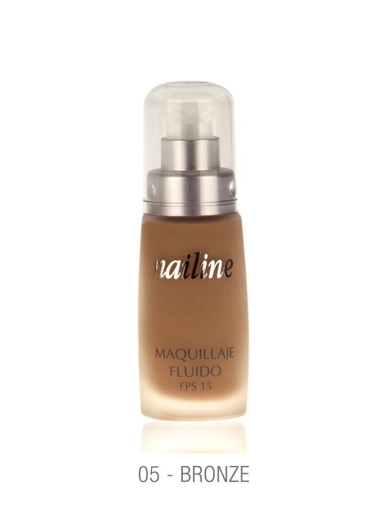 Nailine Maquillaje Fluído Larga Duración #5