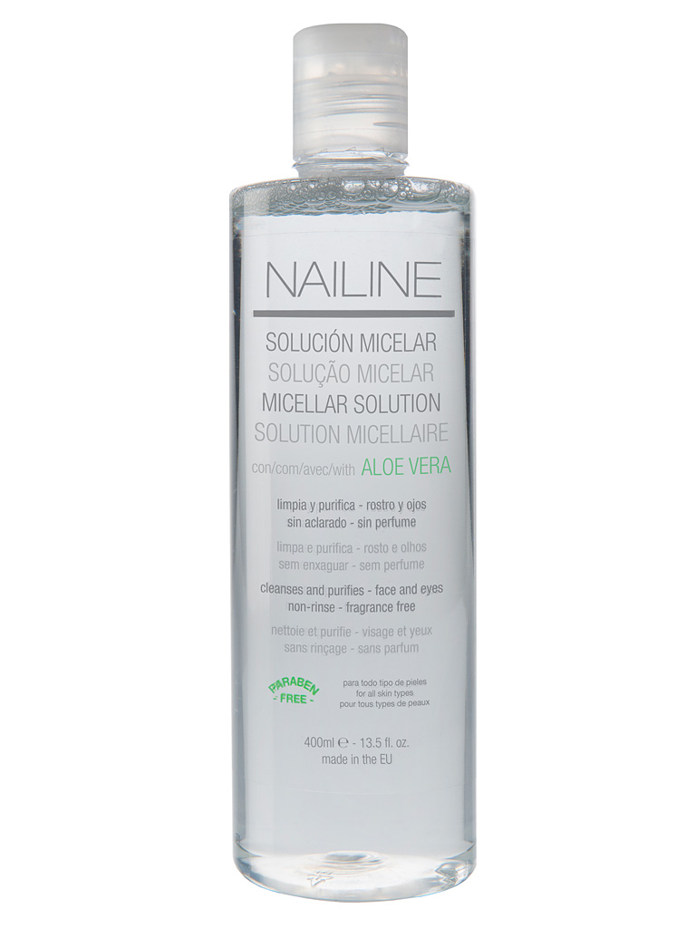Nailine Solución Micelar 400ml
