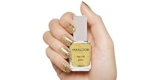 Maxlook Top Coat Glitter
