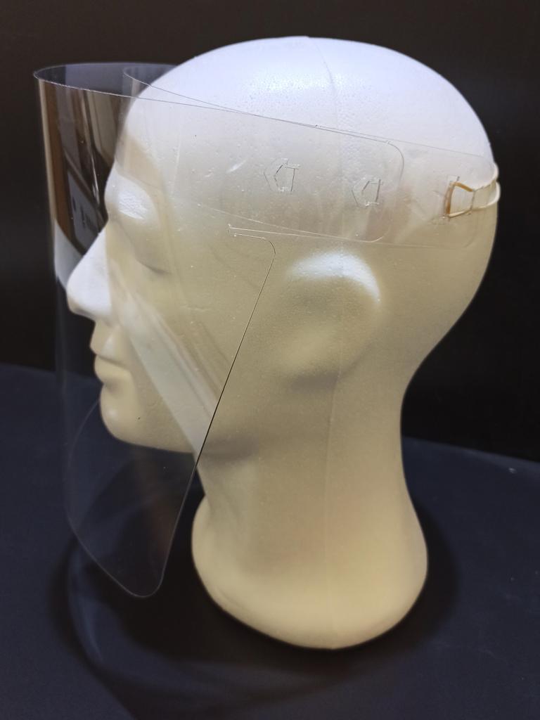 Máscara Protectora Facial 3