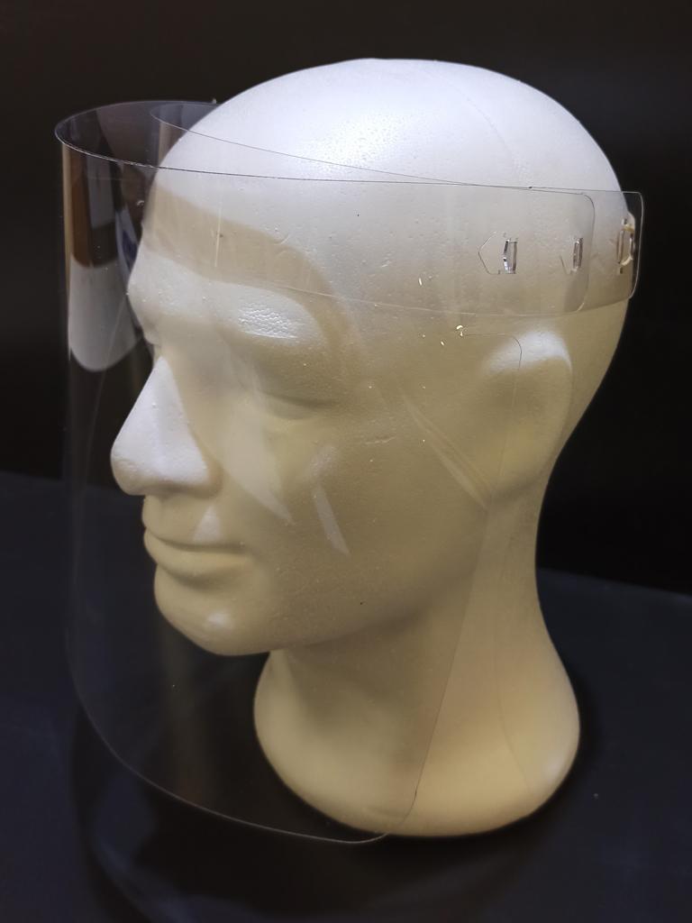 Máscara Protectora Facial 4